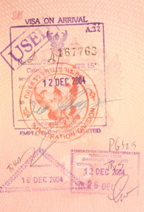 Getting a Retirement Visa in Thailand