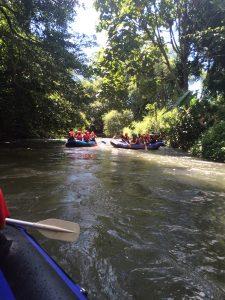 rafting at khun dan prakan dam