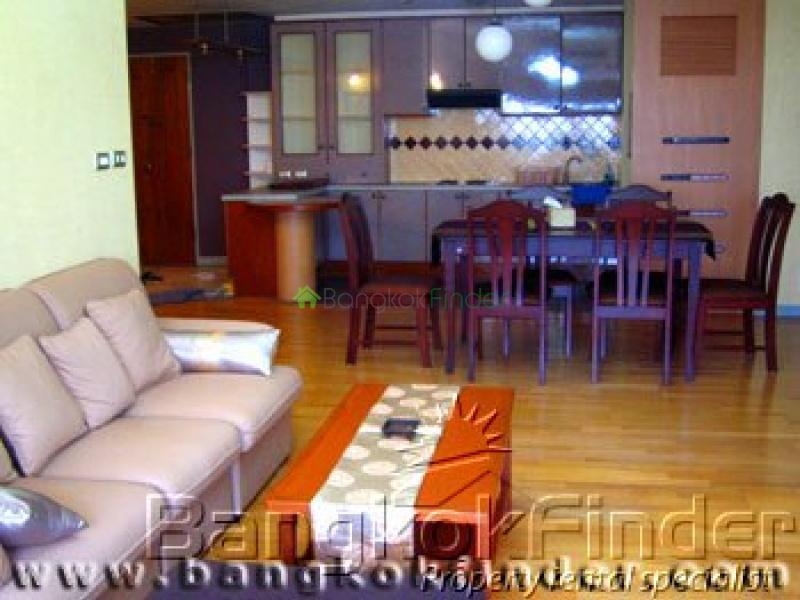 Sukhumvit Asoke, Asoke, Bangkok, Thailand, 2 Bedrooms Bedrooms, ,3 BathroomsBathrooms,Condo,For Rent,Las Colinas,Sukhumvit Asoke,63