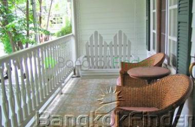 Soi Bearing Bangna, Bangna-Srinakarin, Bangkok, Thailand, 3 Bedrooms Bedrooms, ,3 BathroomsBathrooms,House,For Rent,Soi Bearing Bangna,153