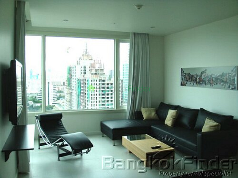Phetburi, Phetburi, Bangkok, Thailand, 2 Bedrooms Bedrooms, ,2 BathroomsBathrooms,Condo,For Rent,Manhattan Chidlom,Phetburi,1483