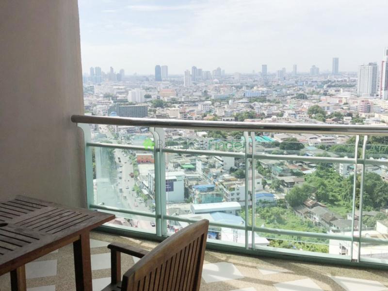 Sathorn-Riverside, Sathorn-Riverside, Bangkok, Thailand, 1 Bedroom Bedrooms, ,1 BathroomBathrooms,Condo,For Rent,Chatrium Residence Riverside,Sathorn-Riverside,1730
