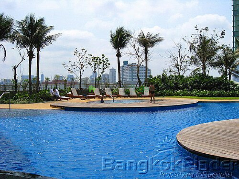 Sathorn-Riverside, Sathorn-Riverside, Bangkok, Thailand, 1 Bedroom Bedrooms, ,1 BathroomBathrooms,Condo,For Rent,Chatrium Residence Riverside,Sathorn-Riverside,1785