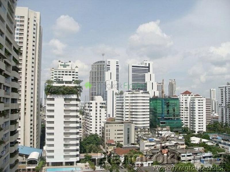 Sukhumvit-Asoke, Asoke, Bangkok, Thailand, 2 Bedrooms Bedrooms, ,2 BathroomsBathrooms,Condo,For Rent,Lake Avenue,Sukhumvit-Asoke,3027