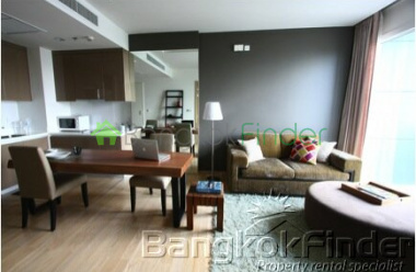 Sukhumvit-Thonglor, Thonglor, Bangkok, Thailand, 1 Bedroom Bedrooms, ,1 BathroomBathrooms,Condo,For Rent,Siri at Sukhumvit Condominium,Sukhumvit-Thonglor,3352