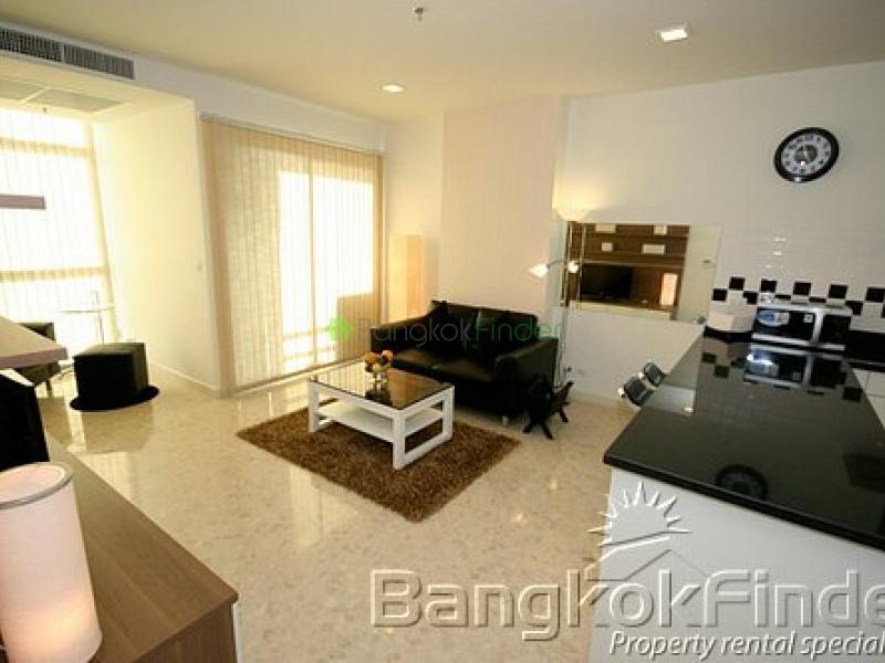 Sukhumvit-Ekamai, Ekamai, Bangkok, Thailand, 1 Bedroom Bedrooms, ,1 BathroomBathrooms,Condo,Sold,Nusasiri,Sukhumvit-Ekamai,3364