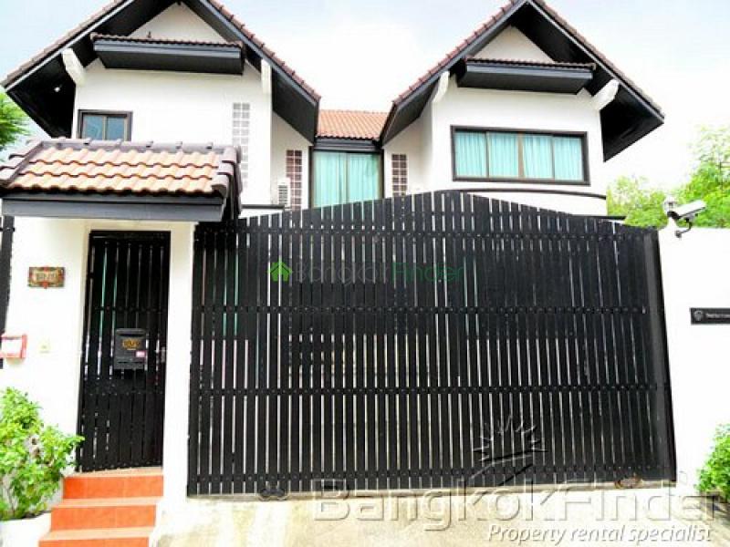 Ladprao, Ladprao, Bangkok, Thailand, 5 Bedrooms Bedrooms, ,3 BathroomsBathrooms,House,For Rent,Ladprao,3393