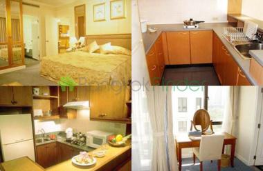 Lumphini,Bangkok,Thailand,1 Bedroom Bedrooms,1 BathroomBathrooms,Town House,3634