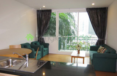 Asoke, Bangkok, Thailand, 1 Bedroom Bedrooms, ,1 BathroomBathrooms,Condo,For Rent,The Wind Sukhumvit 23,3702