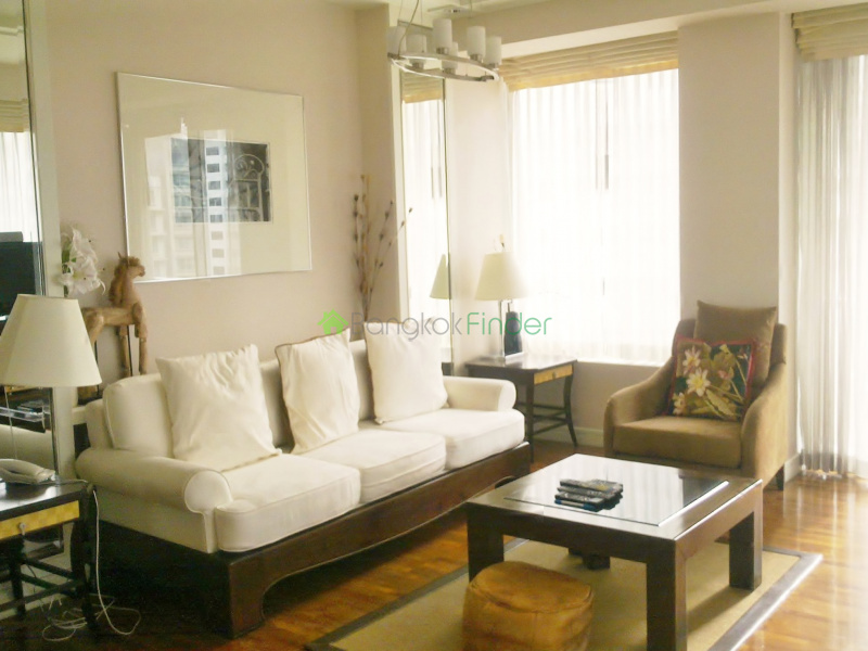 Lang Suan,Ploenchit-Chidlom,Bangkok,Thailand,1 Bedroom Bedrooms,1 BathroomBathrooms,Condo,Langsuan Ville,Lang Suan,3873