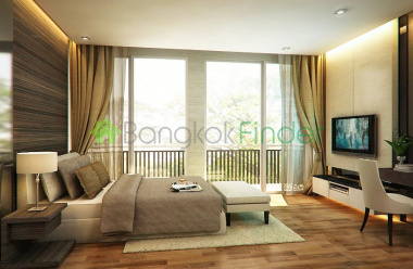Thonglor, Thonglor, Bangkok, Thailand, 1 Bedroom Bedrooms, ,1 BathroomBathrooms,Condo,For Rent,Noble Remix,Thonglor,3895