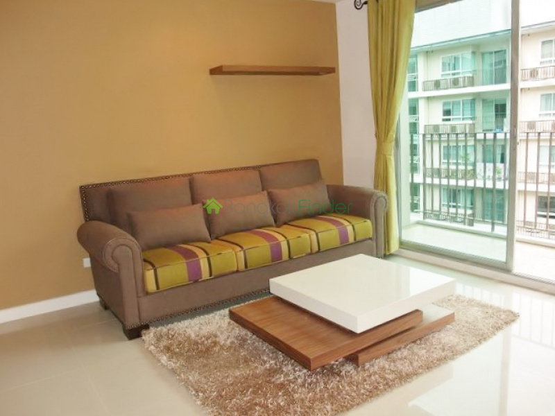 Thonglor, Bangkok, Thailand, 2 Bedrooms Bedrooms, ,2 BathroomsBathrooms,Condo,For Rent,The Clover,3925