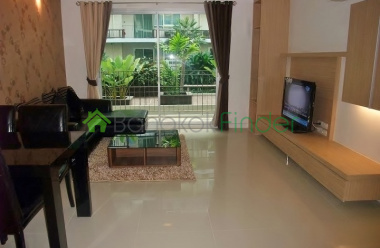 Thonglor, Bangkok, Thailand, 2 Bedrooms Bedrooms, ,2 BathroomsBathrooms,Condo,For Rent,The Clover,3992