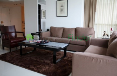 Ploenchit, Bangkok, Thailand, 3 Bedrooms Bedrooms, ,3 BathroomsBathrooms,Condo,For Rent,Athenee Residence,4003