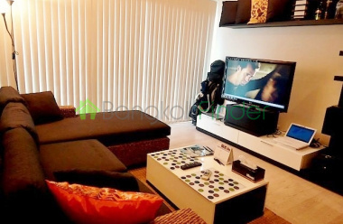 Thonglor, Bangkok, Thailand, 1 Bedroom Bedrooms, ,1 BathroomBathrooms,Condo,Sold,Noble Remix,4072