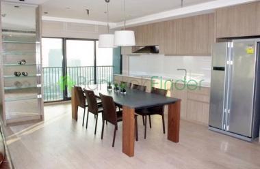 Thonglor, Bangkok, Thailand, 3 Bedrooms Bedrooms, ,3 BathroomsBathrooms,Condo,For Rent,Noble Remix,4098
