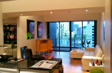 Sathorn, Bangkok, Thailand, 2 Bedrooms Bedrooms, ,2 BathroomsBathrooms,Condo,For Rent,The Met,4115