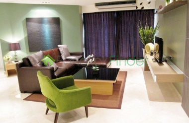 Sathorn, Bangkok, Thailand, 2 Bedrooms Bedrooms, ,2 BathroomsBathrooms,Condo,For Rent,Bangkok Garden,4128