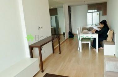 Thonglor, Bangkok, Thailand, 2 Bedrooms Bedrooms, ,2 BathroomsBathrooms,Condo,For Rent,Siri at Sukhumvit Condominium,4142