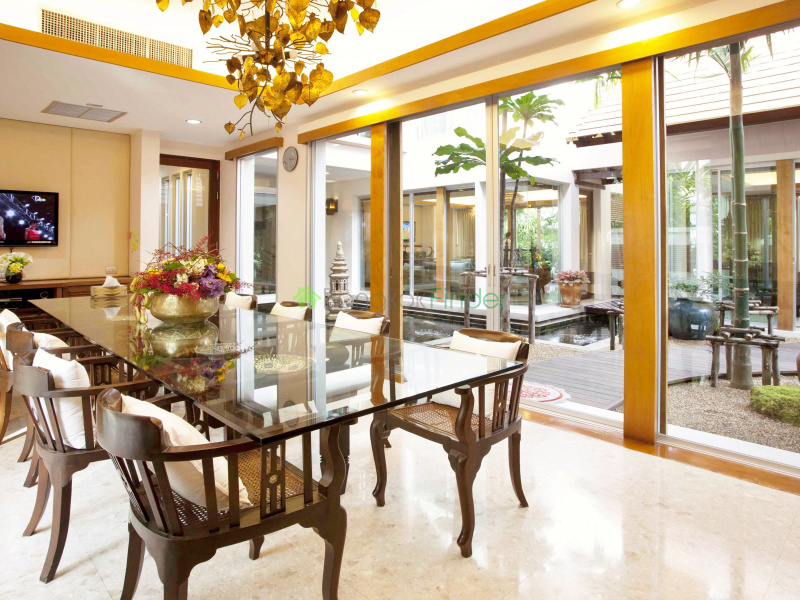 Bangna-Srinakarin, Bangkok, Thailand, 5 Bedrooms Bedrooms, ,5 BathroomsBathrooms,House,For Rent,4175