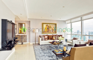 Ploenchit, Bangkok, Thailand, 4 Bedrooms Bedrooms, ,4 BathroomsBathrooms,Condo,For Rent,Athenee Residence,4181