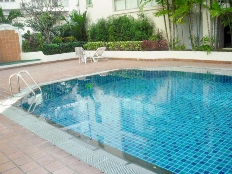 Thonglor, Bangkok, Thailand, 2 Bedrooms Bedrooms, ,2 BathroomsBathrooms,Condo,For Rent,Raintree Villa,4183