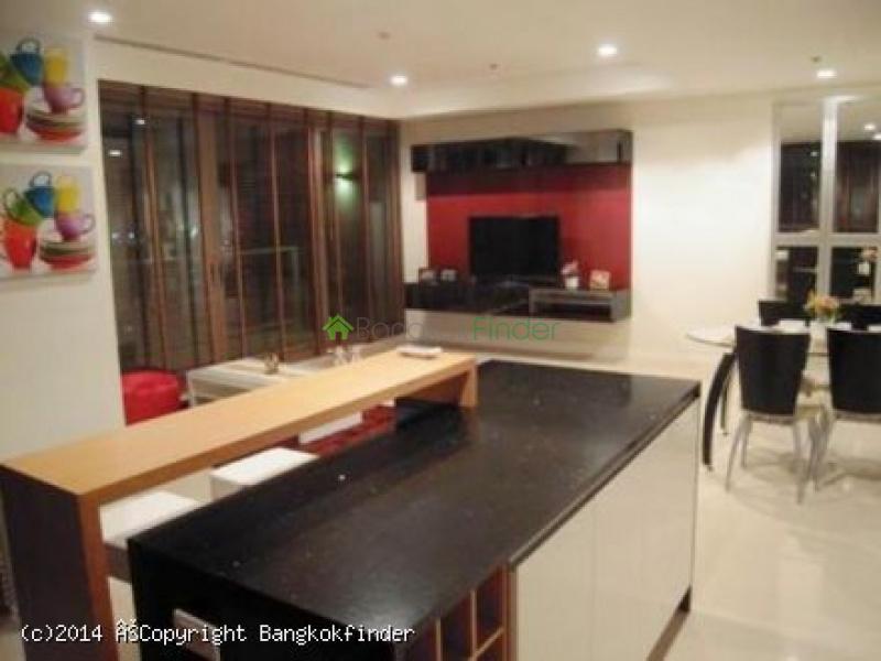 Sathorn, Sathorn-Riverside, Bangkok, Thailand, 2 Bedrooms Bedrooms, ,2 BathroomsBathrooms,Condo,Rented,The River,Sathorn,5542
