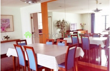 Thonglor, Bangkok, Thailand, 3 Bedrooms Bedrooms, ,3 BathroomsBathrooms,Condo,For Rent,Baan Chan,4210