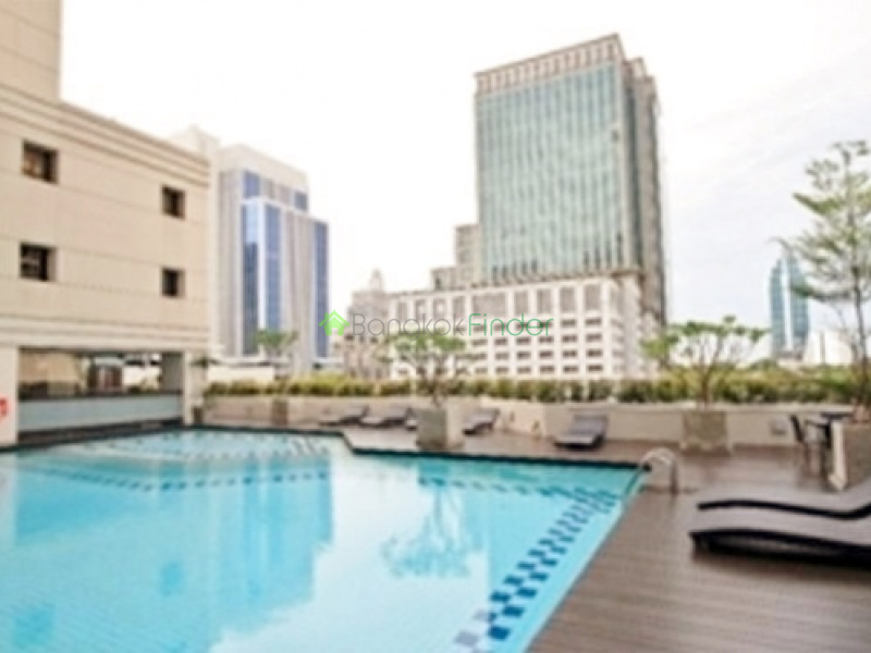 Ploenchit-Chidlom,Bangkok,Thailand,1 Bedroom Bedrooms,1 BathroomBathrooms,Condo,Bliston Suwan Park View,4218
