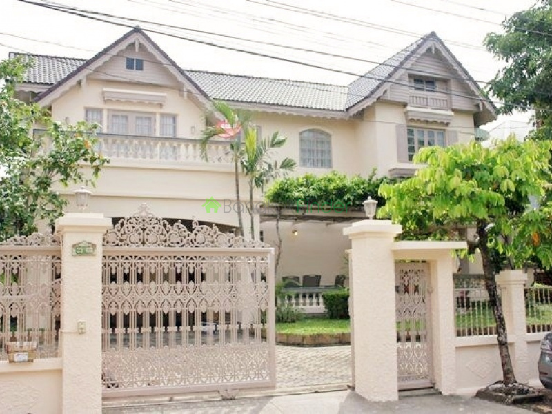 Bangna-Srinakarin,Bangkok,Thailand,4 Bedrooms Bedrooms,4 BathroomsBathrooms,House,4250