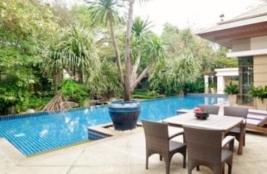 Phra Khanong, Bangkok, Thailand, 4 Bedrooms Bedrooms, ,4 BathroomsBathrooms,House,For Rent,4297