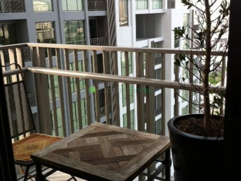 Thonglor, Bangkok, Thailand, 2 Bedrooms Bedrooms, ,2 BathroomsBathrooms,Condo,For Rent,Quattro by Sansiri,4311