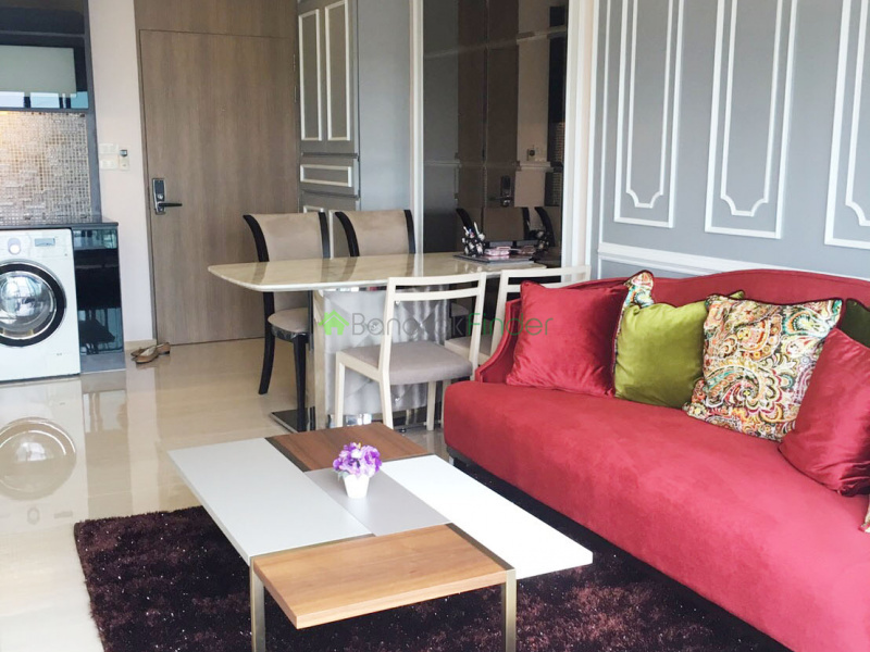 Ekamai, Bangkok, Thailand, 1 Bedroom Bedrooms, ,1 BathroomBathrooms,Condo,For Rent,Noble Reveal,4313