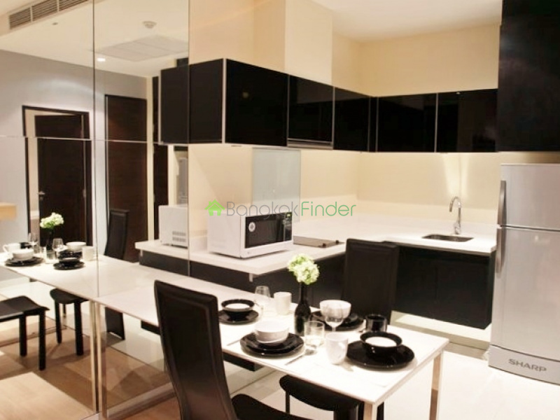 Thonglor, Bangkok, Thailand, 1 Bedroom Bedrooms, ,1 BathroomBathrooms,Condo,For Rent,Eight,4327