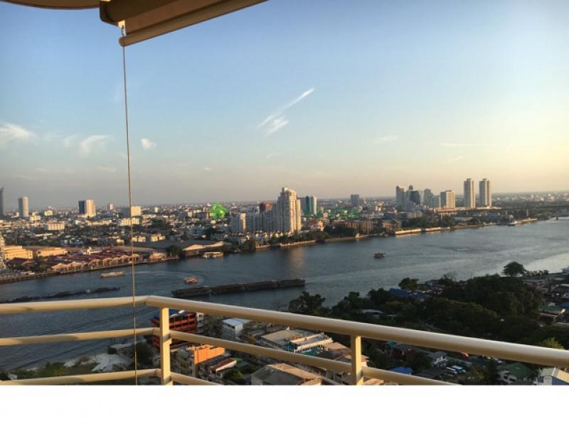 Sathorn, Bangkok, Thailand, 2 Bedrooms Bedrooms, ,2 BathroomsBathrooms,Condo,For Rent,Watermark,4335