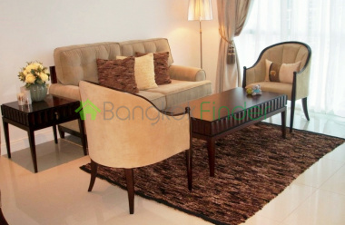 Ploenchit, Bangkok, Thailand, 2 Bedrooms Bedrooms, ,2 BathroomsBathrooms,Condo,For Rent,Athenee Residence,4380