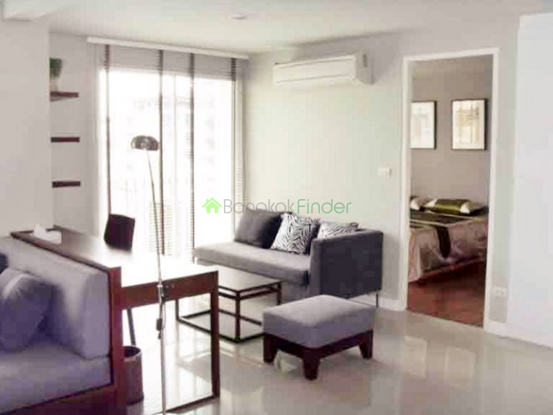 Thonglor, Bangkok, Thailand, 2 Bedrooms Bedrooms, ,2 BathroomsBathrooms,Condo,For Rent,The Clover,4381