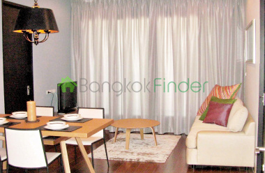 Ploenchit, Bangkok, Thailand, 2 Bedrooms Bedrooms, ,2 BathroomsBathrooms,Condo,For Rent,The Address Chidlom,4392