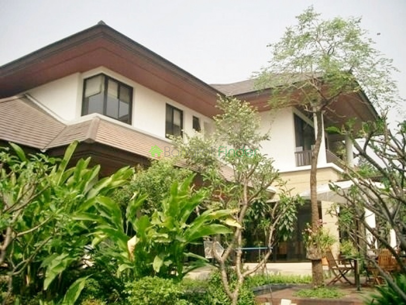 Phra Khanong, Bangkok, Thailand, 3 Bedrooms Bedrooms, ,3 BathroomsBathrooms,House,For Rent,4407
