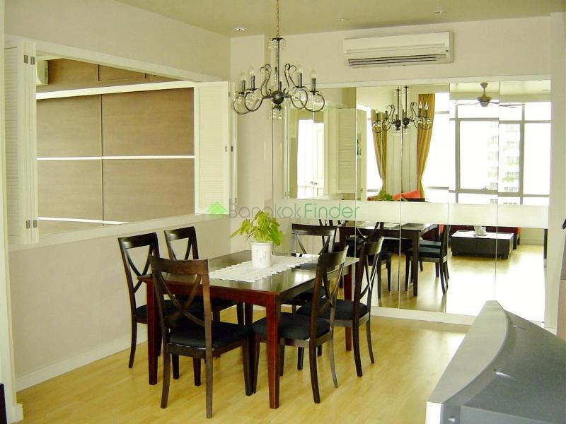 Sathorn-Riverside, Bangkok, Thailand, 1 Bedroom Bedrooms, ,1 BathroomBathrooms,Condo,For Rent,Baan Sathorn Chaopraya,4452