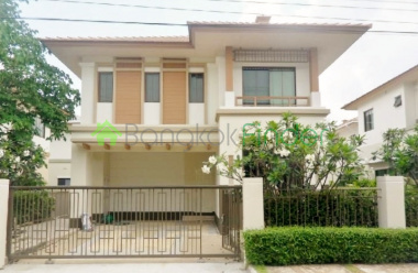 Bangna-Srinakarin, Bangkok, Thailand, 3 Bedrooms Bedrooms, ,3 BathroomsBathrooms,House,For Rent,4453