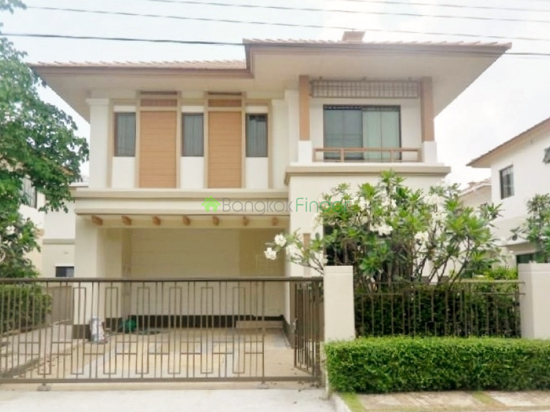 Bangna-Srinakarin,Bangkok,Thailand,3 Bedrooms Bedrooms,3 BathroomsBathrooms,House,4453