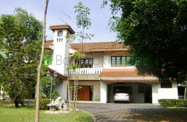 Bangna-Srinakarin, Bangkok, Thailand, 5 Bedrooms Bedrooms, ,5 BathroomsBathrooms,House,For Rent,4455