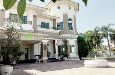Bangna-Srinakarin, Bangkok, Thailand, 5 Bedrooms Bedrooms, ,6 BathroomsBathrooms,House,For Rent,4456