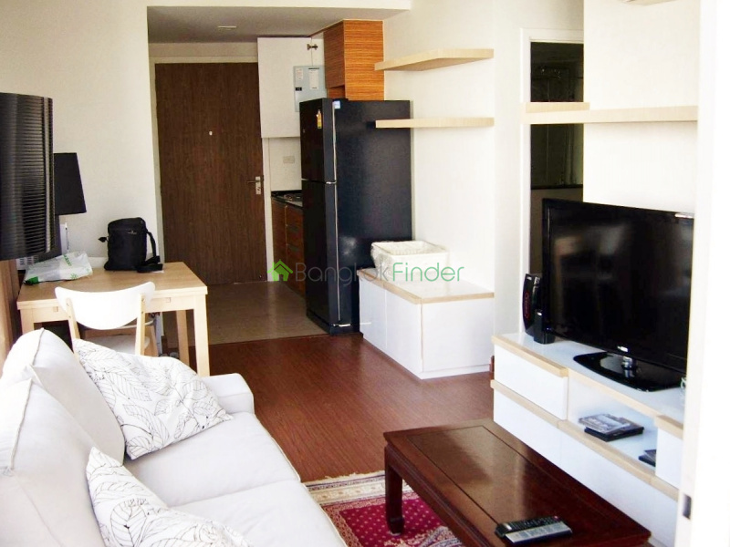 Silom, Bangkok, Thailand, 2 Bedrooms Bedrooms, ,2 BathroomsBathrooms,Condo,For Rent,The Treasure,4460