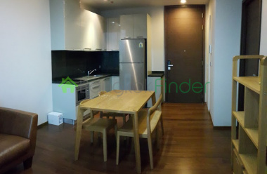 Thonglor, Bangkok, Thailand, 1 Bedroom Bedrooms, ,1 BathroomBathrooms,Condo,For Rent,Quattro by Sansiri,10,4475