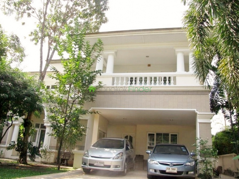 Bangna-Srinakarin, Bangkok, Thailand, 4 Bedrooms Bedrooms, ,3 BathroomsBathrooms,House,For Rent,4556