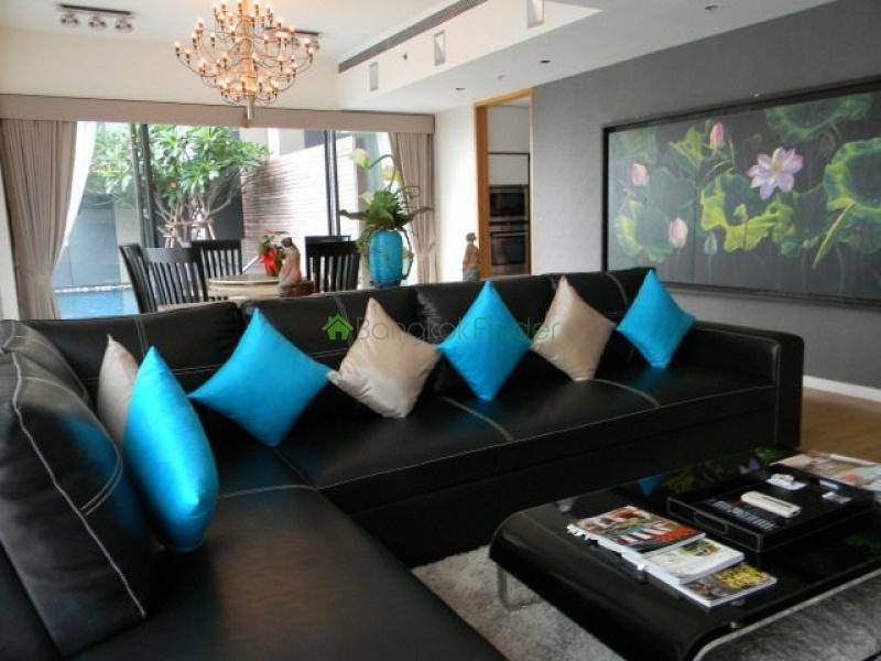 Sathorn, Bangkok, Thailand, 3 Bedrooms Bedrooms, ,4 BathroomsBathrooms,Condo,For Rent,The Met,4558