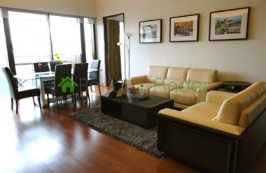 Rajadamri, Bangkok, Thailand, 2 Bedrooms Bedrooms, ,2 BathroomsBathrooms,Condo,For Rent,Hansar Rajdamri,17,4565