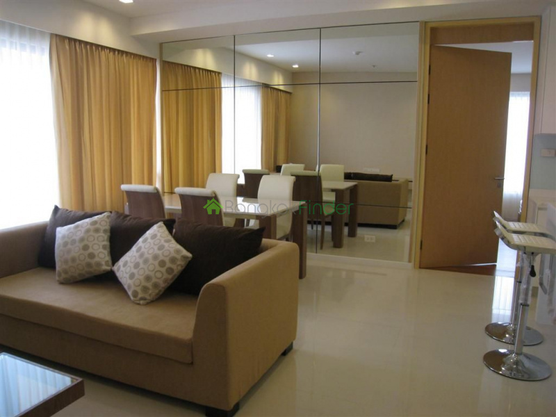 Rama 4 Bangkok Thailand 2 Bedrooms Bedrooms 2